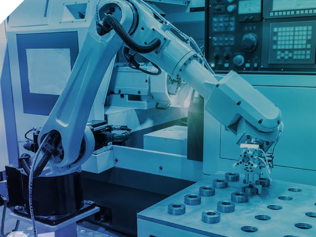 ロボット自動化システム