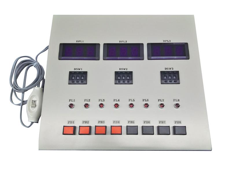 PLC制御実習装置:BSK-40SW