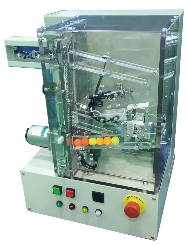 シーケンス実習装置:BSK-200MB