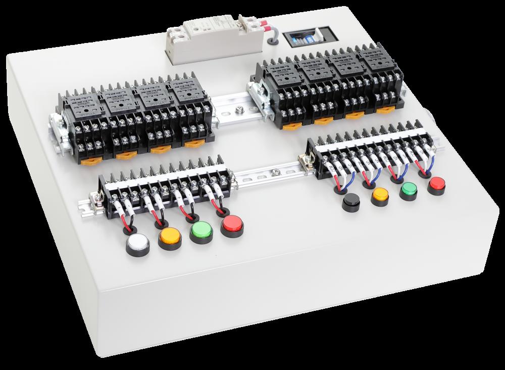 PLC実習装置:BSK-400TR